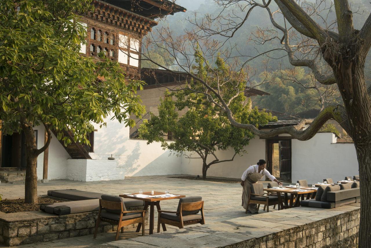 Amankora | Hotels in Bhutan by Firefox Tours