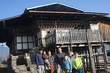 Before farmhouse