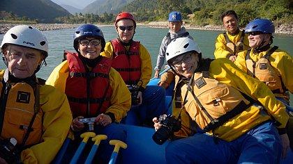 Augustyn group rafting!