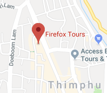 Firefox Tours Location
