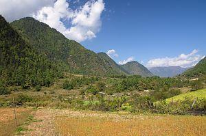 Rigsum gompo of Haa, three hills representing three boddhisattvas