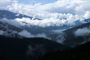 Bumthang valley