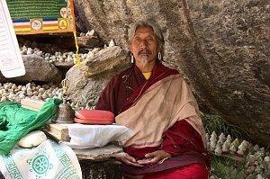 Buddhist yogi