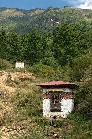 Way to Kundzongdrak, Tang valley