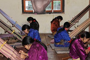 Weavers of Khaling