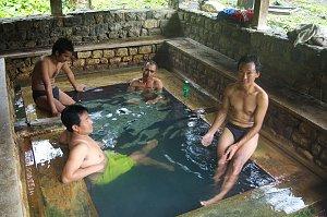 Gasa Tsachu - Hot springs