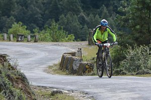 Biking in Bhutan