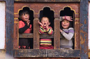 Children in Ura