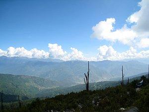 Views on Dagala Trek