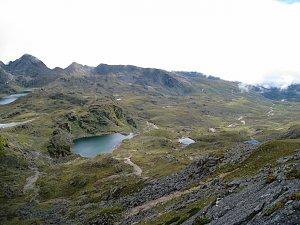 Landscape, Dagala Trek