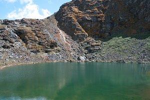 Lake, Dagala Trek