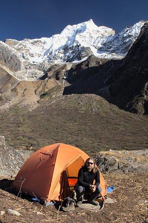 Camping in Somji