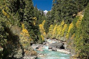 Mo chu valley near Koina