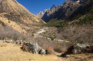The hike to Phongey