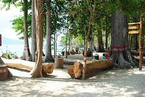 Beach on Andamans