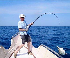 Fishing on Andamans