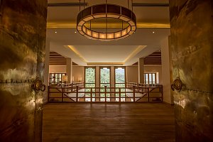 Bhutan Spirit Sanctuary lobby