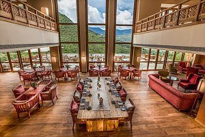 Bhutan Spirit Sanctuary restaurant