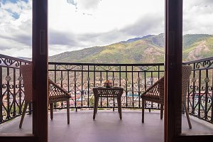 Norkhil Boutique Hotel balcony