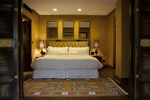 Hotel Druk, Gold suite room