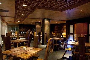 Hotel Druk, restaurant