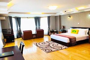RKPO Green Resort room