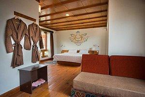 Metta Resort - deluxe room