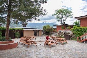 Metta Resort - garden