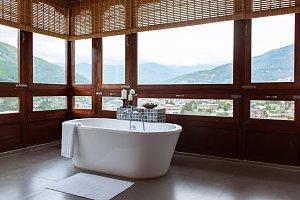 Hotel Osel, bathroom