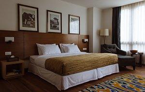 Hotel Osel, bedroom