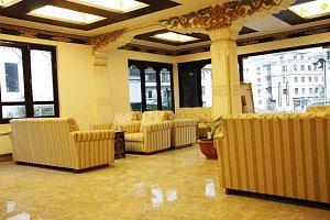 Hotel Pedling, lobby