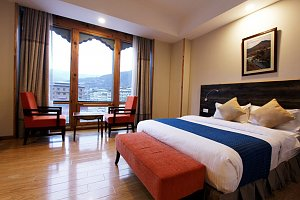 Hotel Thimphu Towers room