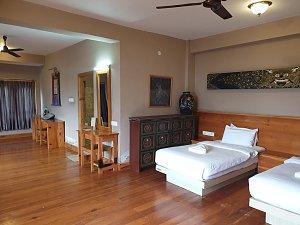 Hotel Lobesa, room