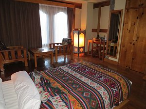 Hotel Dewachen, room