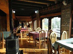 Gakiling Guest House, restaurant
