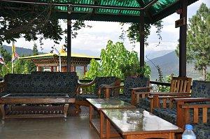 Meri Puensum Resort, terrace