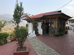 Meri Puensum Resort, reception