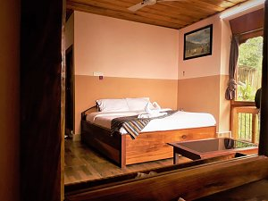 Damphu Resort, room