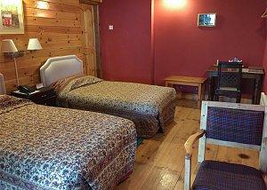 Chummey Nature Resort, room