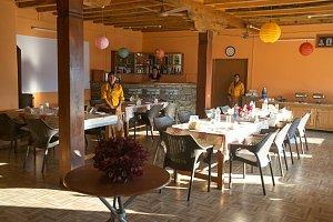 Trogon Villa, dining
