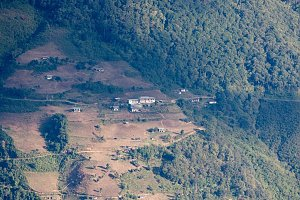 Trogon Villa and surroundings