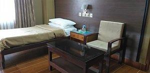 Hotel Menjong, room
