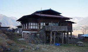 Sonam Yuden farmhouse