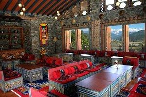 Traditional restaurant in Terma Linca