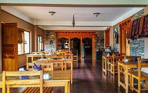 Hotel Lobesa, restaurant