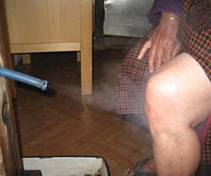 Herbal Steam Application