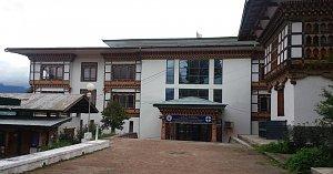 Traditional Medicine Hospital in Thimphu