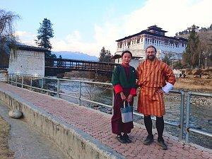 Try Bhutanese dress