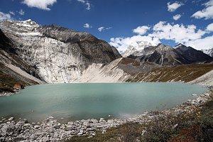 Lower Taritso Lake, Snowman Trek