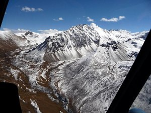 Mountain views around Upper Paro